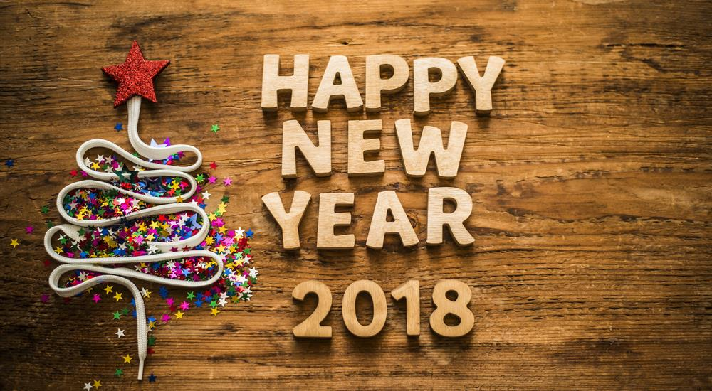 New Year 2018 Background Images