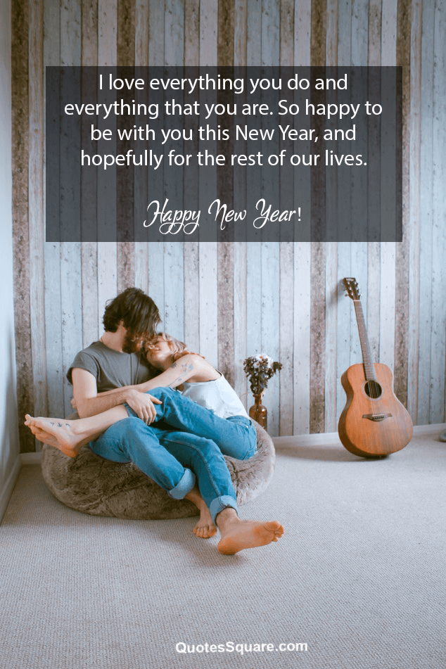 best romantic new year wishes couples 2019