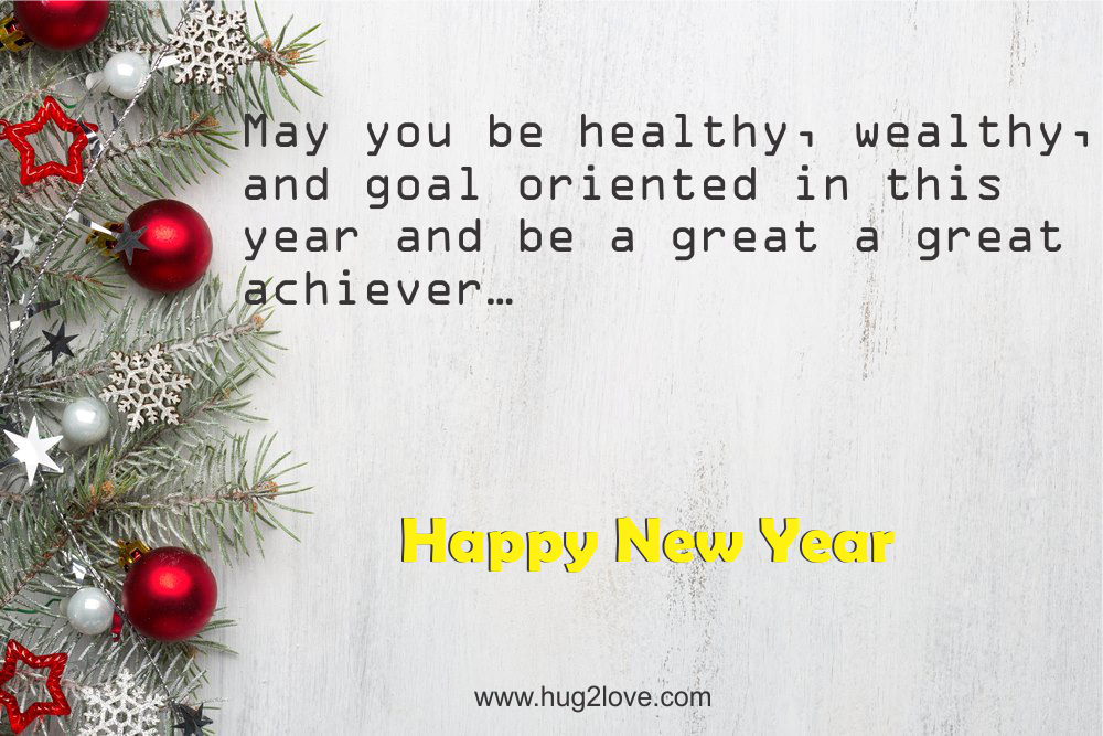 best short new year 2018 wishes status 140 words quotes