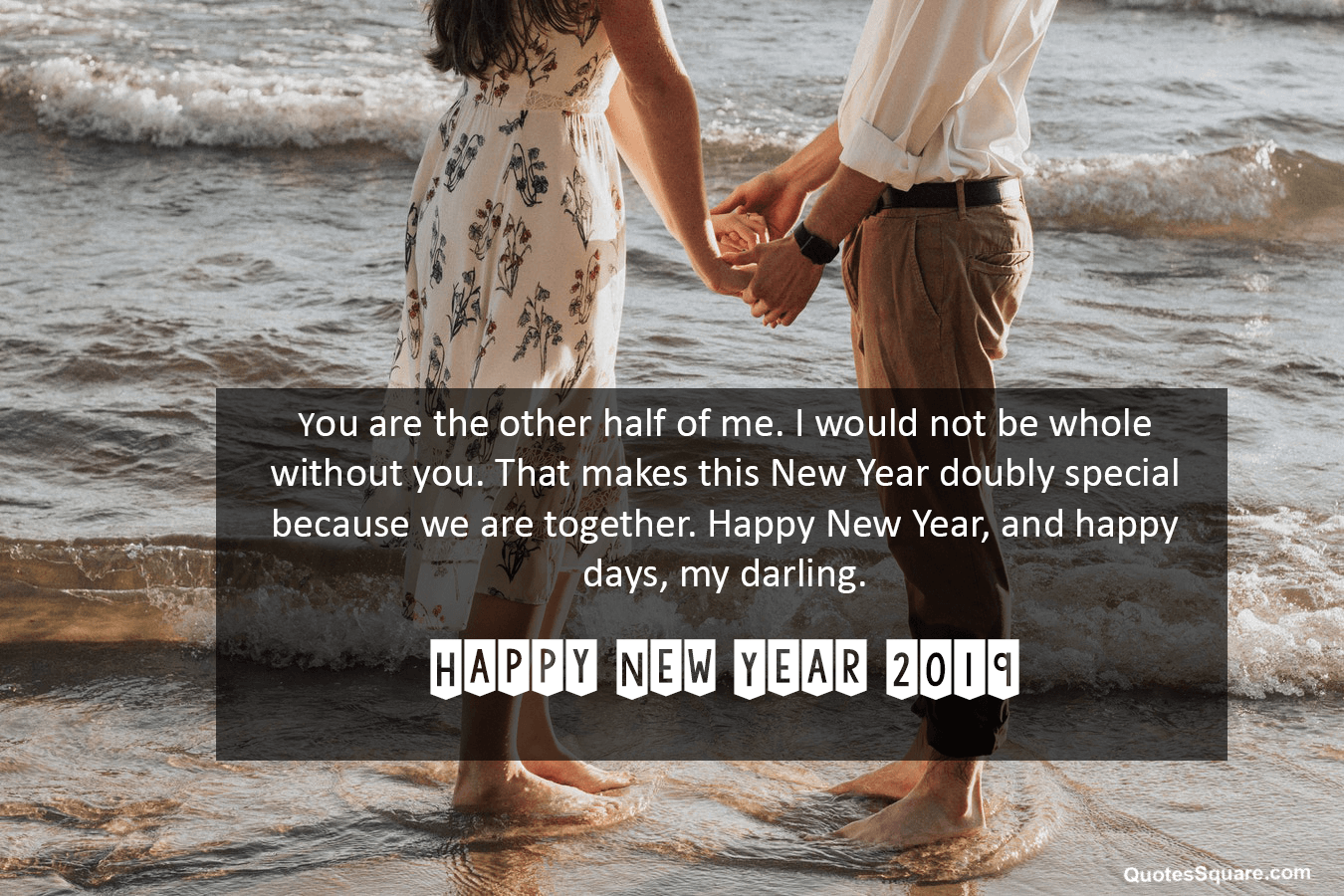 45 Happy New Year 2020 Wishes for Wife from Hubby