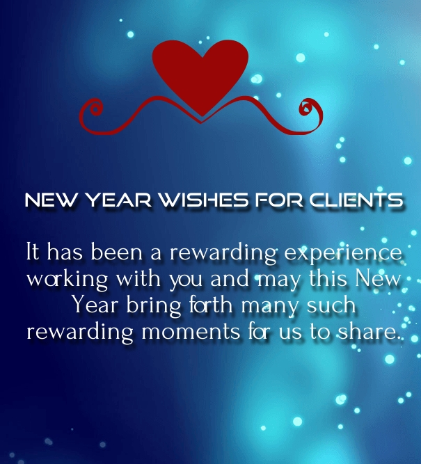 happy new year 2020 wishes for clients and customers