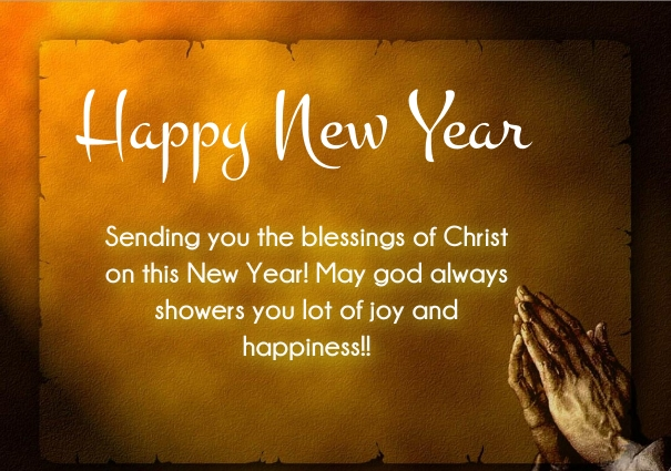 christian happy new year wishes quotes