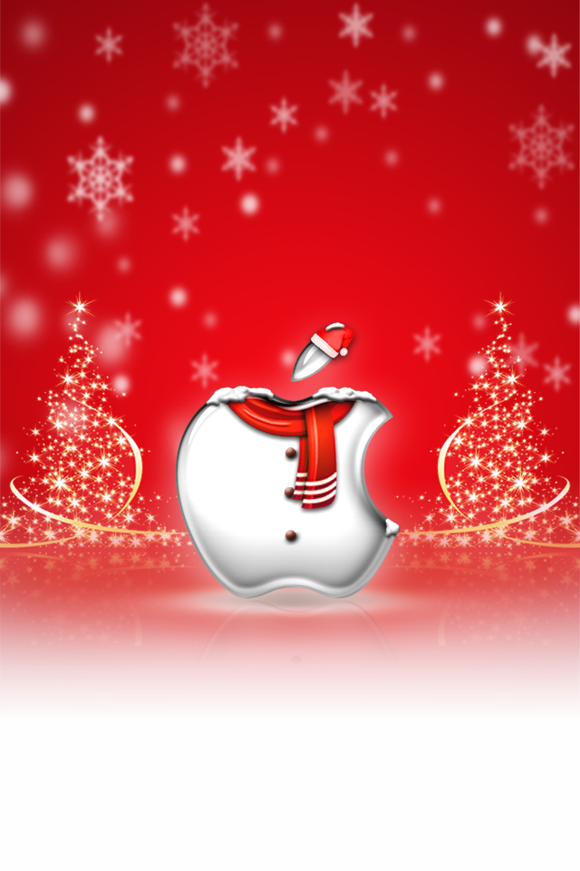 Christmas Wallpapers for iPhone 6 and