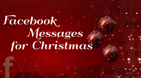 Merry Christmas Facebook Statuses to Wish 2018 - XMAS Caption Images