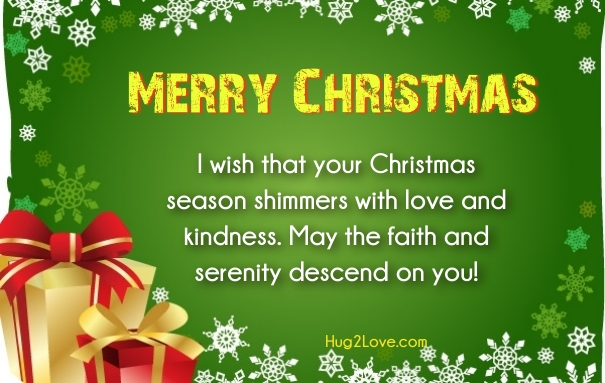 Merry Christmas Wishes To All 2015 2016 Sayings Quotes: Top 25 Merry Christmas Wishes Quotes For Friends 2017