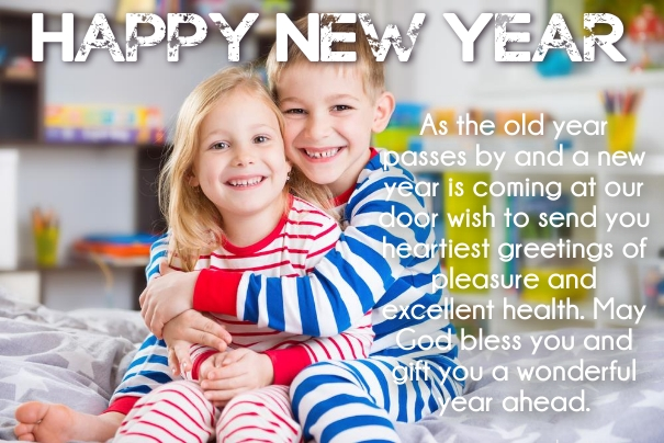 35 new year 2019 poems and quotes for kids to wish with images