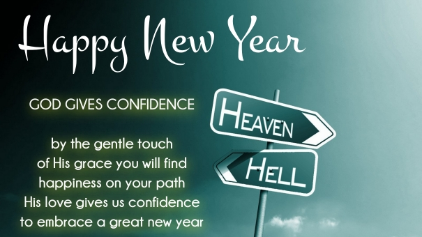 happy new year religious wishes