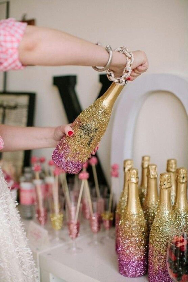 50 Inspirational New Year's Eve Party Decorations Ideas ...