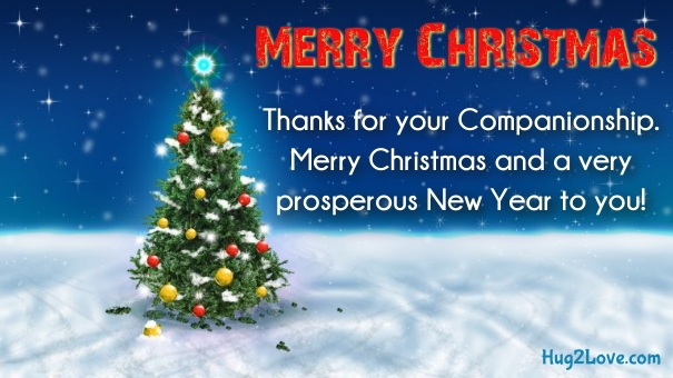 short merry christmas wishes for colleague