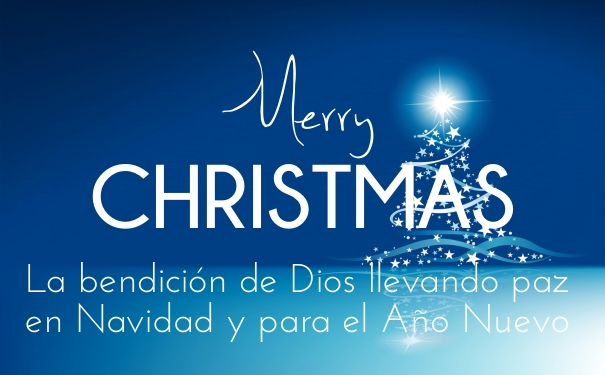 Christmas Wishes In Spanish.Merry Christmas And Happy New Year In Spanish 2019 Quotes