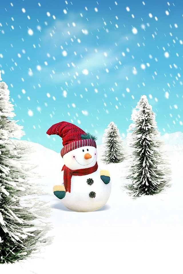 Christmas Wallpapers For Iphone 6 And Android Mobiles 2018 Happy