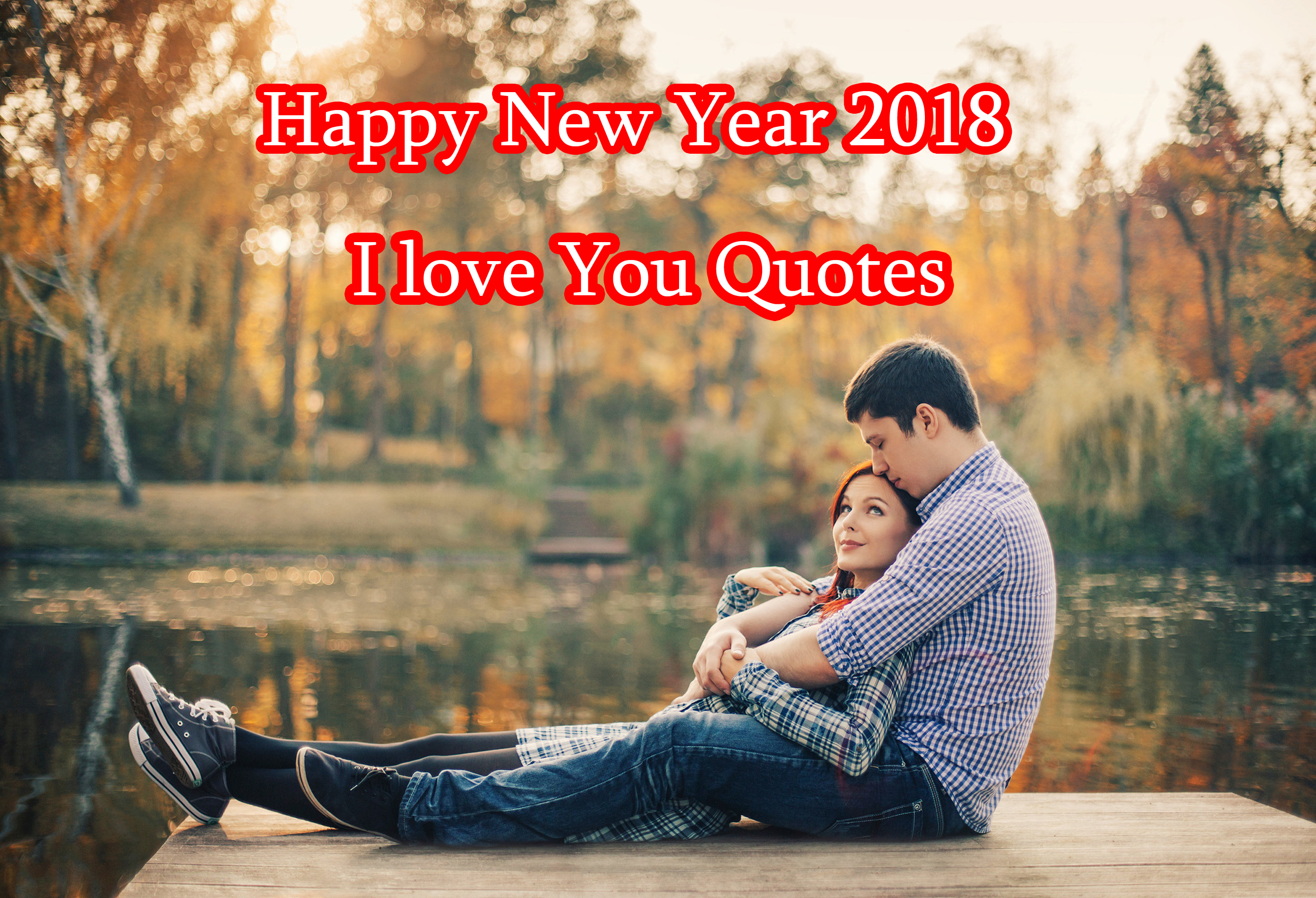 20 Happy New Year 2019 I Love You Quotes Images For Couples Happy
