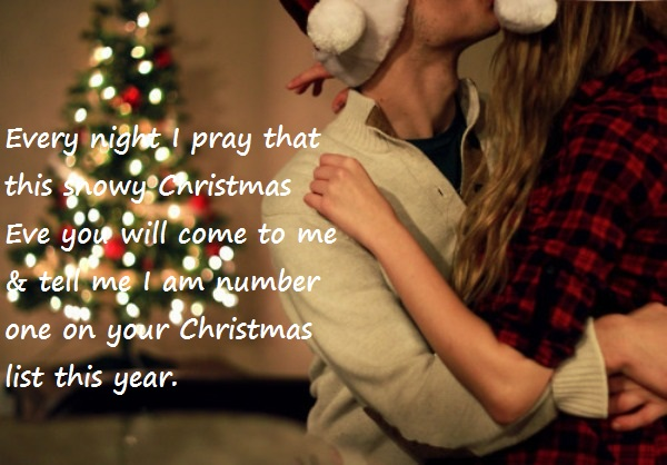 Christmas Eve Quotes.25 Romantic Christmas Quotes For Husband Boyfriend 2019