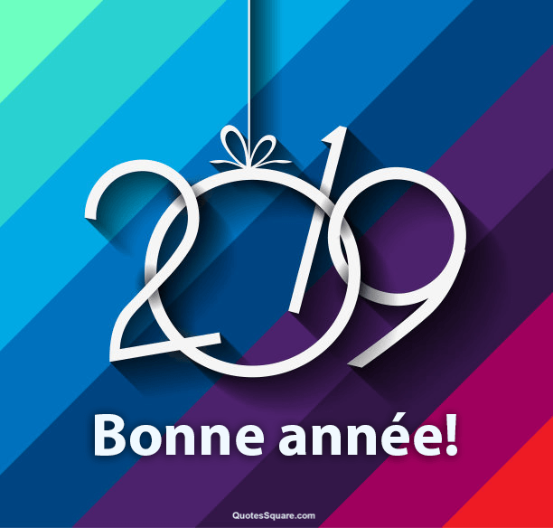 french new year 2019 messages greetings
