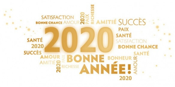 How To Say Happy New Year In French 2020 And French Greeting