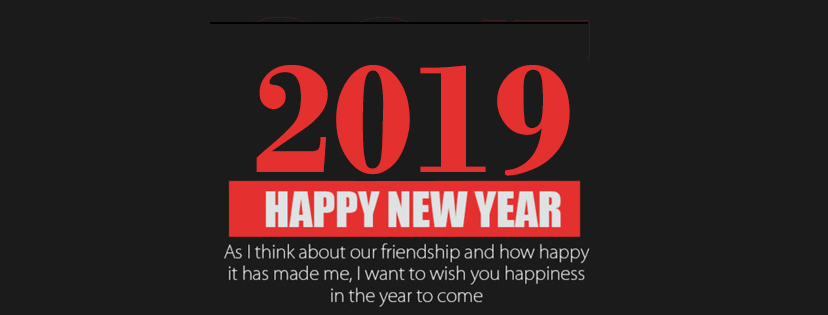 2019 new year wishes cover photo