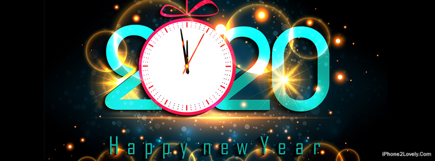 30 Happy New Year 2021 Countdowns Clocks (Images and Videos)