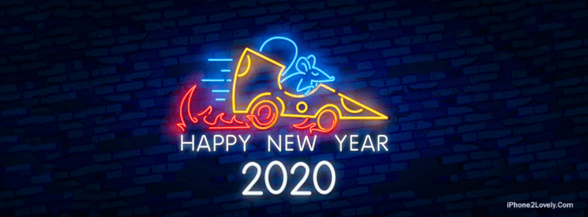 25 Happy New Year 2020 Facebook Timeline Covers to Wish ...