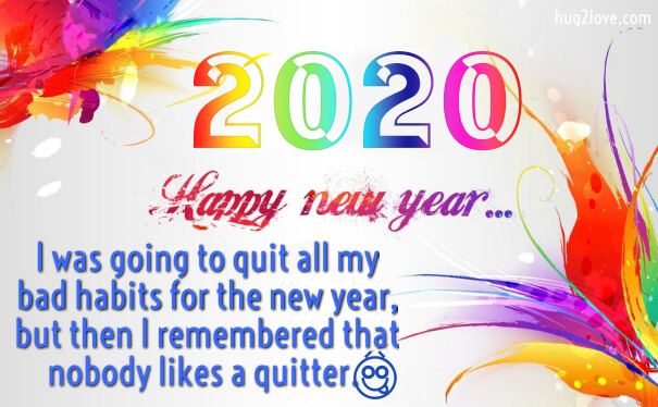 50 Best New Year Resolution Quotes 2020 with Images - Happy