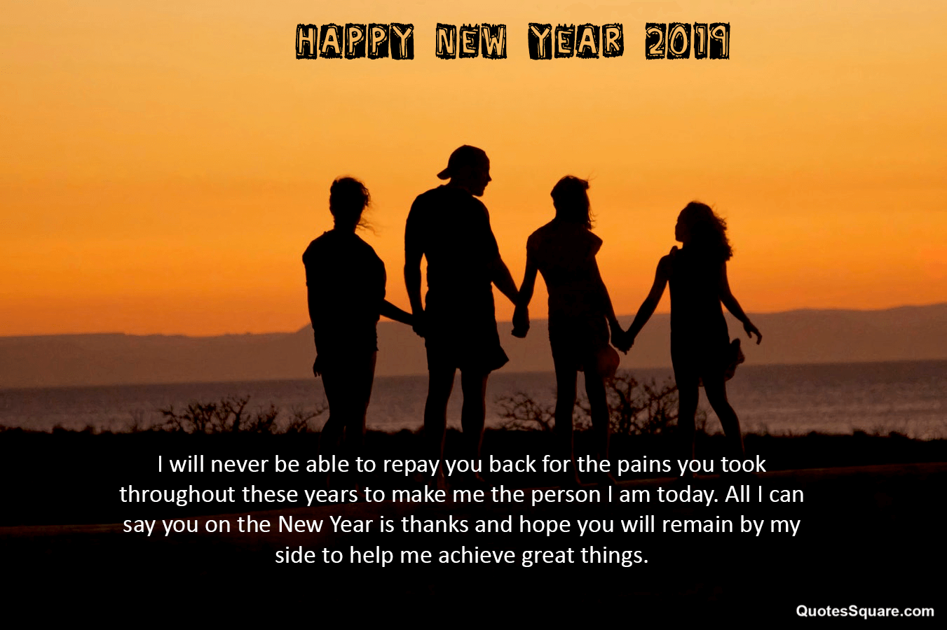 happy new year 2019 quotes for parents