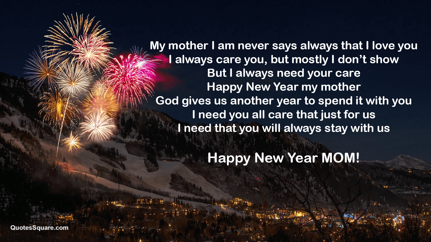 25 Happy New Year 2019 Wishes For Parents Mother Father Happy