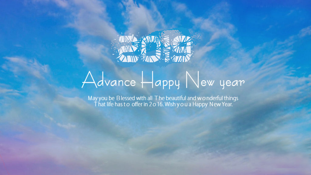 best 2019 advance new year quote image