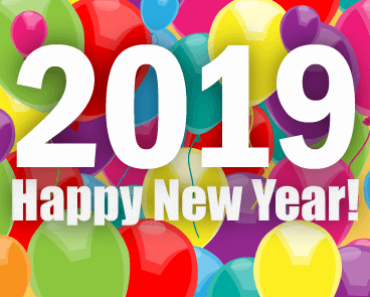 happy new year cards 2019 with images