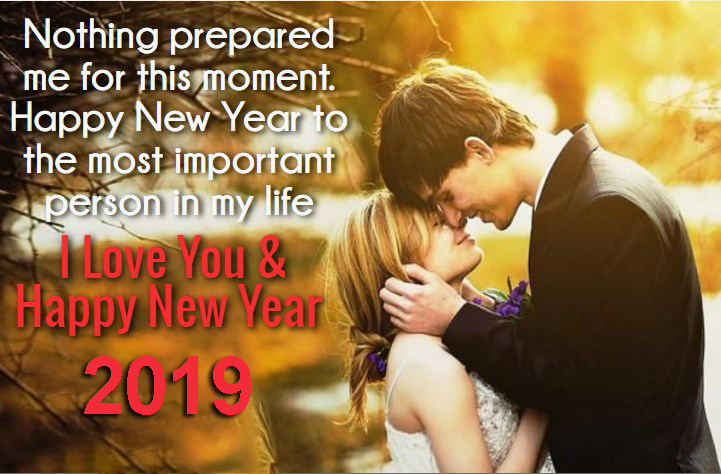 happy new year i love you 2019 wishes