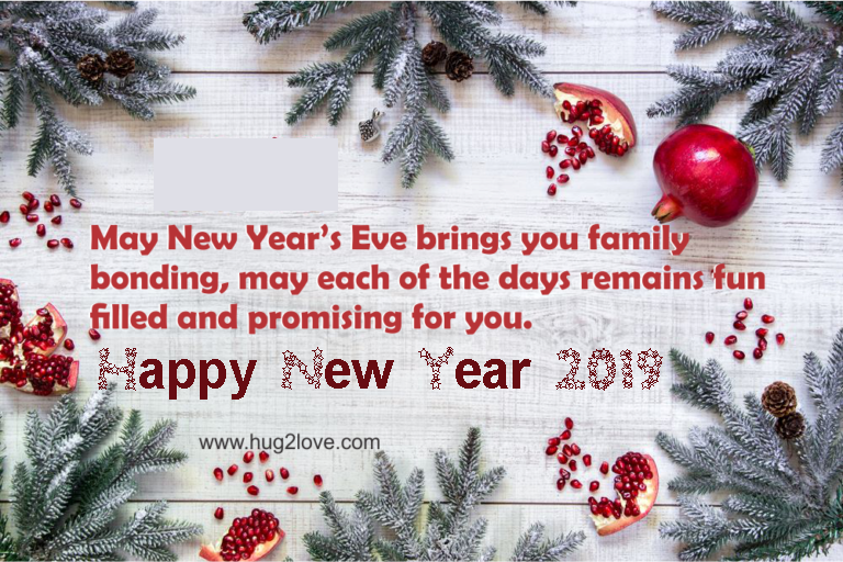 45 Happy New Year 2019 Wishes For Wife From Hubby