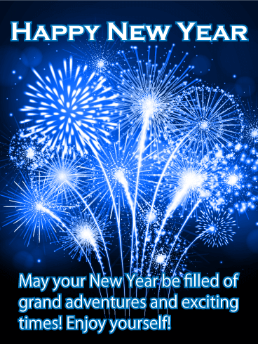 50 Happy New Year Cards 2020 With Images Greeting Ecards