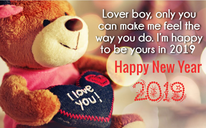30 romantic happy new year 2019 wishes for boyfriend happy new
