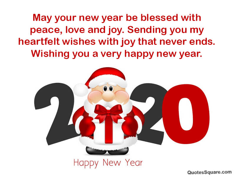 short new year messages in characters twitter status