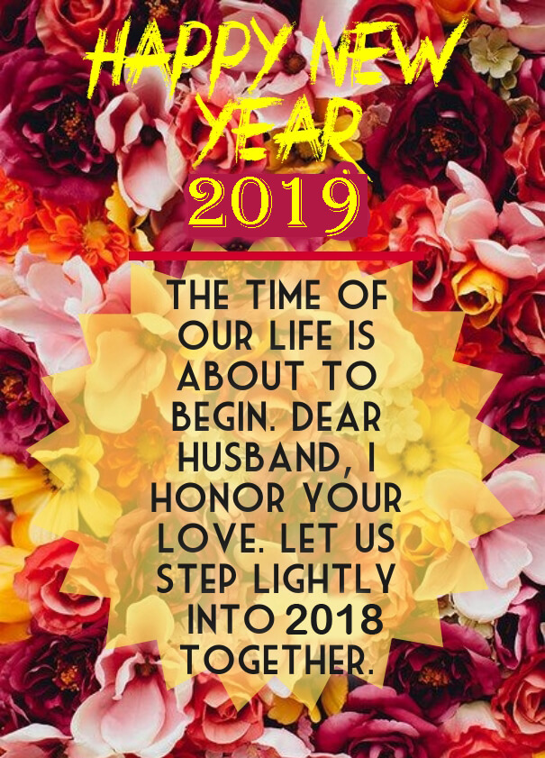 cute new year 2019 love quotes