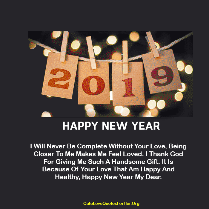 new year 2019 wishes messages in 140 character