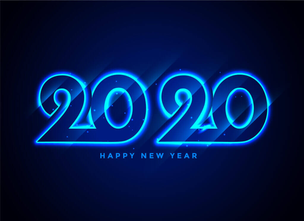 50 Happy New Year 2021 Background Images in HD - Quotes Square
