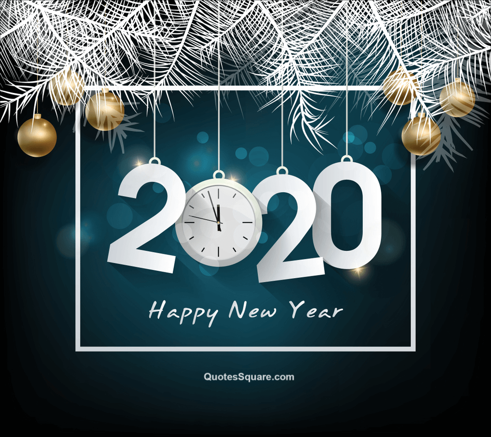 30 Happy New Year 2020 Countdowns Clocks (Images and Videos)