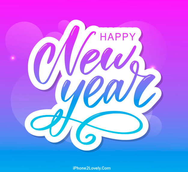 Best Happy New Year Pics 2021 To Wish In Unique Style For Celebrities Quotes Square