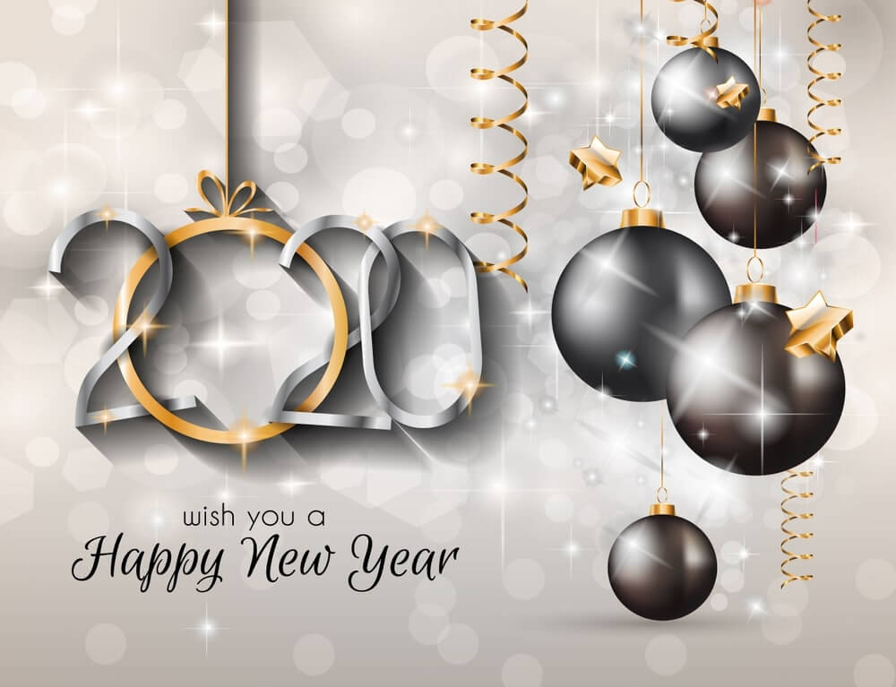 Top 20 Happy New Years Eve Quotes 2020 - Share on Evening ...