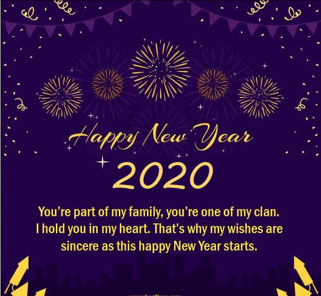 happy new year wishes for husband love from wife pics