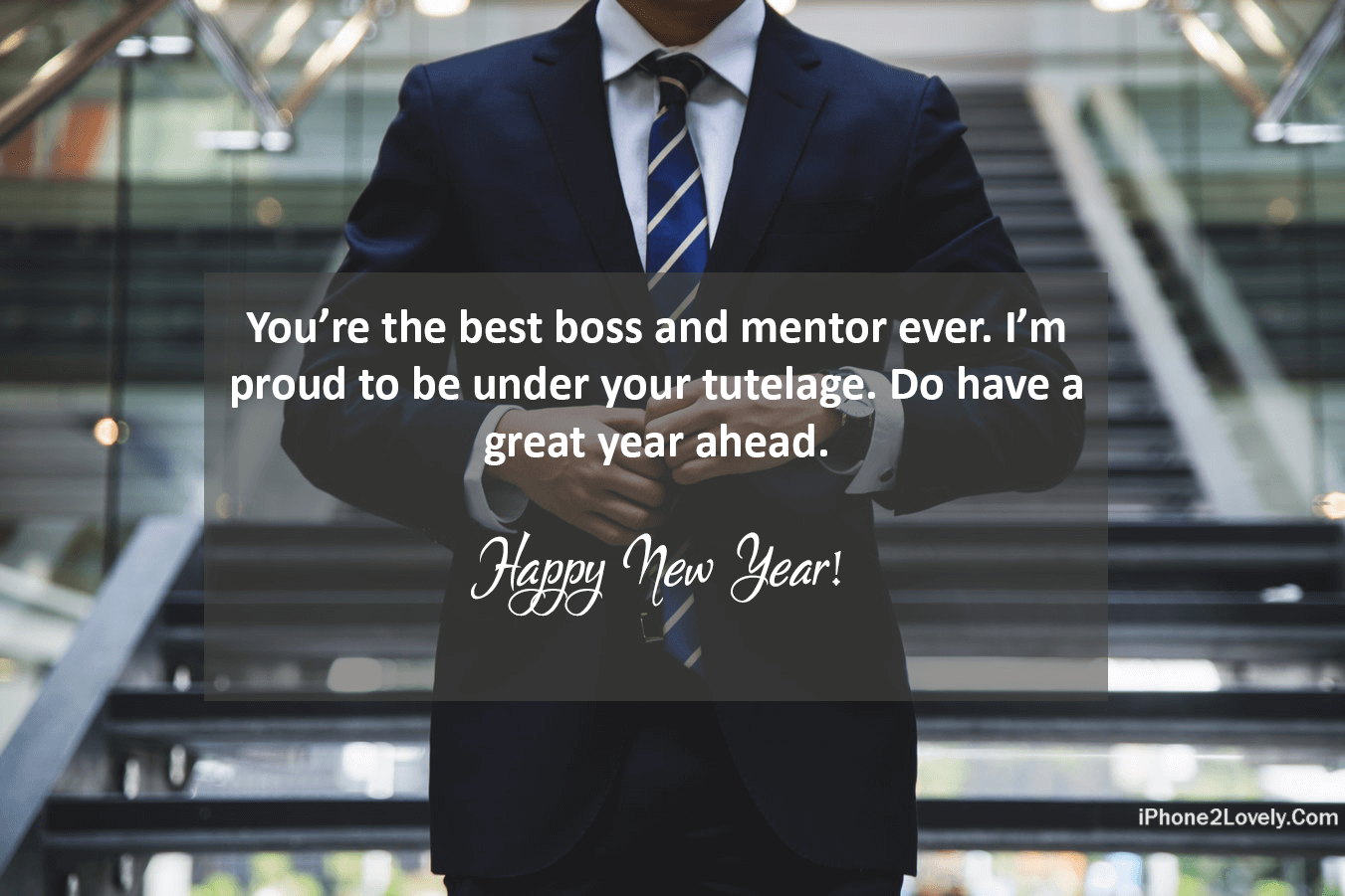 best mentor and boss new year wishes 2019
