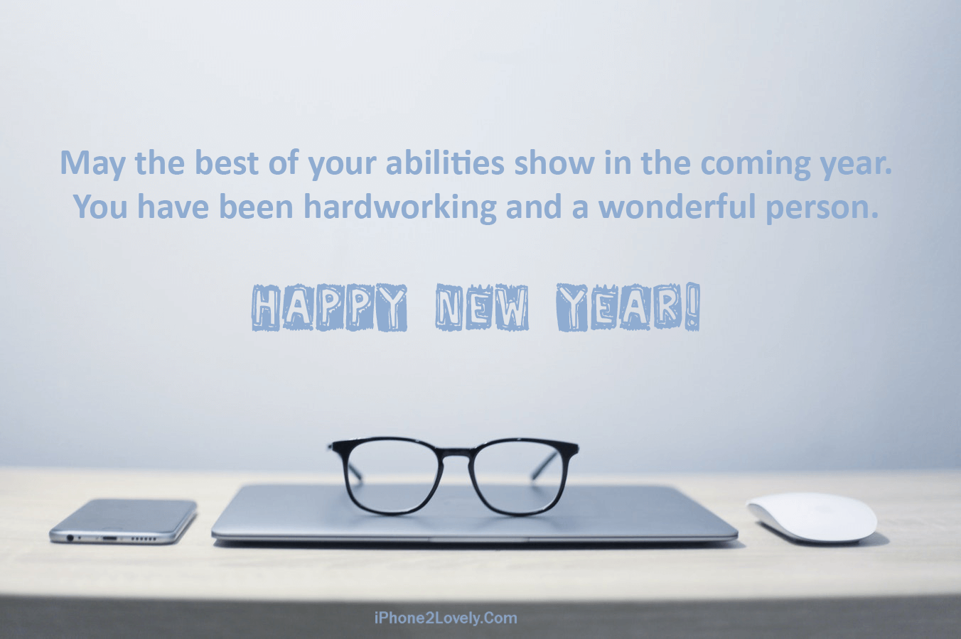 happy new year wishes messages for boss