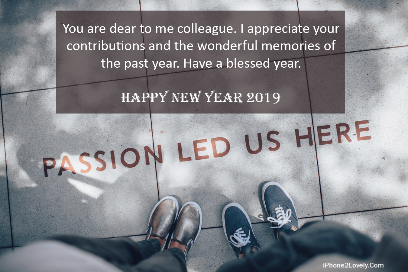 happy new year 2019 messages and greeting for colleagues